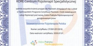 Centrum KORE – Nr 1 w powiecie poznańskim