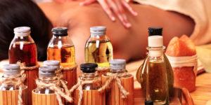 Masaż aromaterapeutyczny w KORE